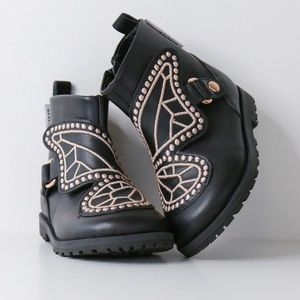 Sophia Webster Mini Baby Karina Butterfly Boots